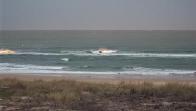 Surf report FR, Lacanau Océan - La Nord (33) du 2011-10-24 09:00:00