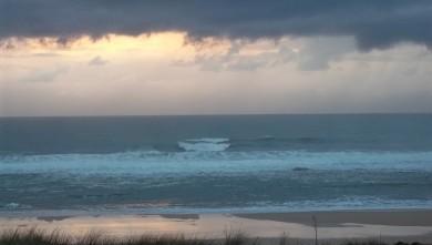 Surf report FR, Lacanau Océan - La Nord (33) du 2011-10-25 09:00:00