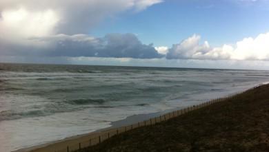 Surf report FR, Mimizan - Plage Garluche (40) du 2011-10-25 15:00:00