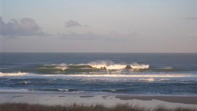 Surf report FR, Lacanau Océan - La Nord (33) du 2011-10-26 09:10:00