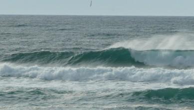 Surf report FR, Mimizan - Plage Garluche (40) du 2011-10-26 16:30:00