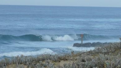 Surf report FR, Mimizan - Plage Garluche (40) du 2011-10-27 16:25:00