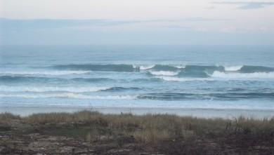 Surf report FR, Lacanau Océan - La Nord (33) du 2011-10-28 09:00:00