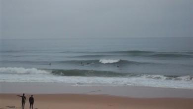 Surf report FR, Lacanau Océan - La Nord (33) du 2011-10-29 05:00:00