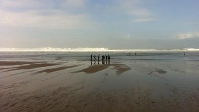 Surf report FR, Lacanau Océan - La Nord (33) du 2011-10-30 11:51:00