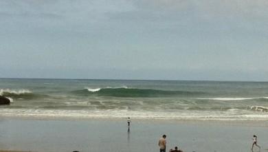 Surf report FR, Biarritz - Grande Plage (64) du 2011-10-30 12:50:00