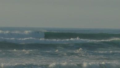 Surf report FR, Mimizan - Plage Garluche (40) du 2011-10-30 17:00:00