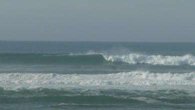 Surf report FR, Mimizan - Plage Garluche (40) du 2011-10-31 14:40:00