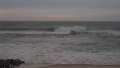 Surf report FR, Lacanau Océan - La Nord (33) du 2011-11-03 09:00:00