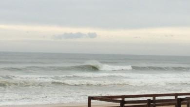 Surf report FR, Lacanau Océan - La Nord (33) du 2011-11-03 12:24:00
