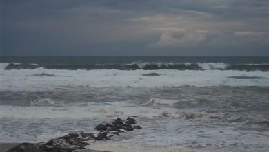 Surf report FR, Lacanau Océan - La Nord (33) du 2011-11-04 09:00:00