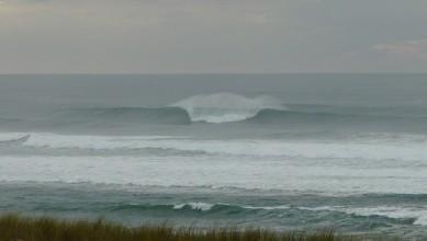 Surf report FR, Mimizan - Plage Garluche (40) du 2011-11-04 16:15:00