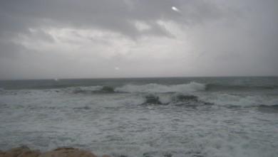 Surf report FR, Sausset les Pins - Plage du Port (13) du 2011-11-05 10:00:00