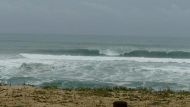 Surf report FR, Mimizan - Plage Garluche (40) du 2011-11-05 11:00:00