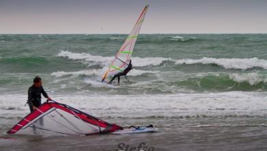 Surf report FR, La Vanlée (50) du 2011-11-06 15:30:00