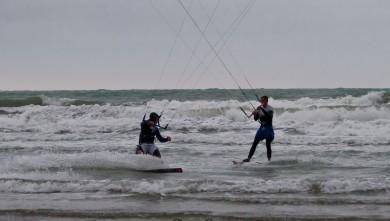 surf report FR, La Vanlée (50)