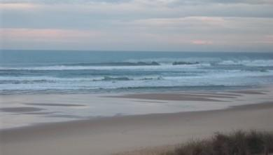 wave report FR, Lacanau Océan - La Nord (33) du 2011-11-10 09:15:00