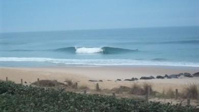 Surf report FR, Lacanau Océan - La Nord (33) du 2011-11-15 09:00:00