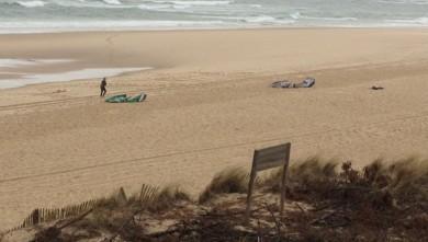 Surf report FR, Lacanau Océan - La Nord (33) du 2011-11-16 14:15:00