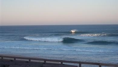Surf report FR, Lacanau Océan - La Nord (33) du 2011-11-18 05:00:00