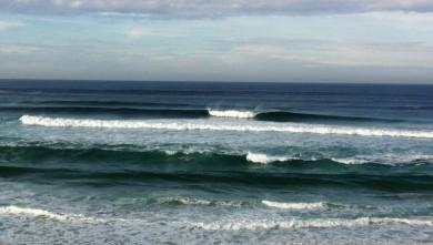 Surf report FR, Mimizan - Plage Garluche (40) du 2011-11-19 10:00:00