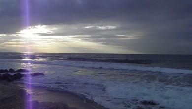 Surf report FR, Sausset les Pins - Plage du Port (13) du 2011-11-20 08:35:00