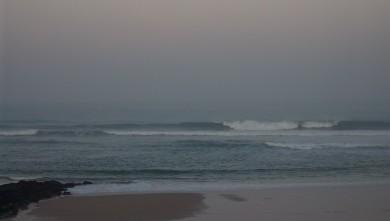 Surf report FR, Lacanau Océan - La Nord (33) du 2011-11-23 08:45:00