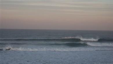 wave report FR, Lacanau Océan - La Nord (33) du 2011-11-29 09:00:00