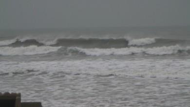 Surf report FR, Grand Village (17) du 2011-11-29 09:00:00