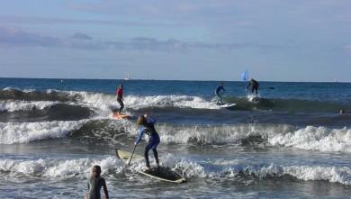 Surf report FR, Le Prado (13) du 2011-12-04 11:00:00