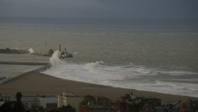 wave report FR, Le Havre - Les Régates (76) du 2011-12-15 11:00:00