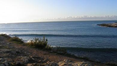 Surf report FR, La Couronne (13) du 2011-12-18 09:00:00