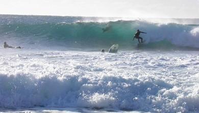 Surf report FR, L'Arquet (13) du 2011-12-24 10:30:00