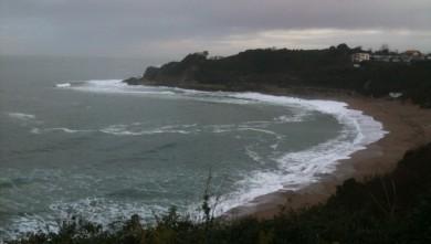 wave report FR, Lafiténia (64) du 2011-12-29 09:00:00