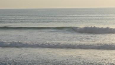 Surf report FR, Mimizan - Plage Garluche (40) du 2011-04-21 19:00:00