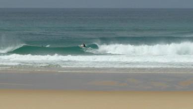 Surf report FR, Mimizan - Plage Garluche (40) du 2011-04-23 15:00:00