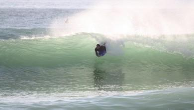 Surf report FR, Lacanau Océan - La Nord (33) du 2011-04-07 18:00:00