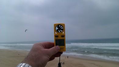 Surf report FR, Mimizan - Plage Garluche (40) du 2011-04-26 15:00:00