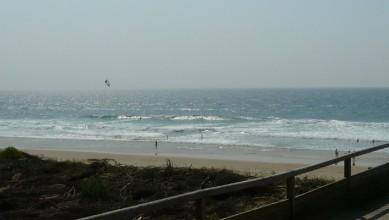 Wind report FR, Mimizan - Plage Garluche (40) du 2011-04-28 19:00:00