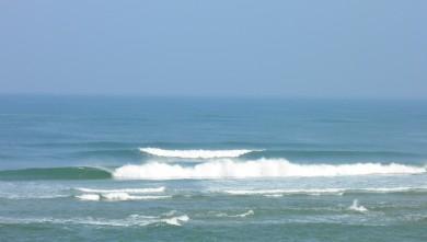 Surf report FR, Vieux Boucau (40) du 2011-04-29 09:00:00
