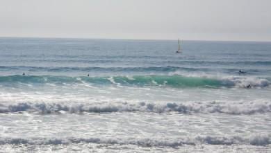 Surf report FR, Plage des Dunes (85) du 2011-05-05 12:00:00