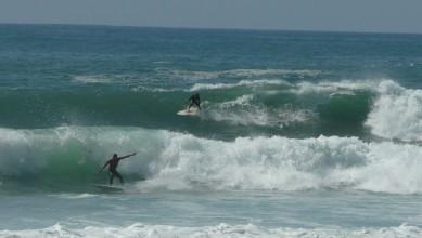 Surf report FR, Lafiténia (64) du 2011-05-09 16:00:00
