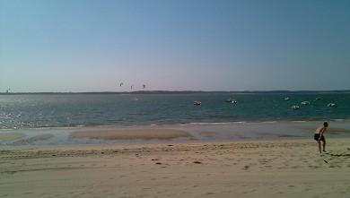 Wind report FR, Arcachon - Les Arbousiers (33) du 2011-05-12 12:00:00