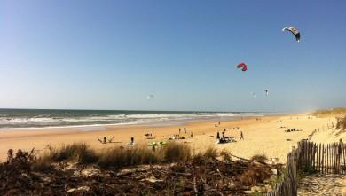 Wind report FR, Lacanau Océan - La Nord (33) du 2011-05-14 13:00:00