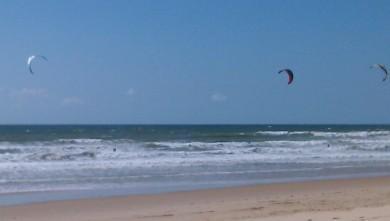 Wind report FR, Lacanau Océan - La Sud (33) du 2011-05-14 15:00:00