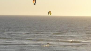 Wind report FR, Biscarrosse Plage (40) du 2011-05-16 18:00:00