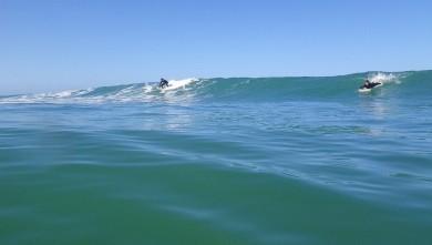Surf report FR, Plage des Dunes (85) du 2011-05-23 10:00:00