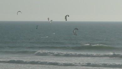 Wind report FR, Biscarrosse Plage (40) du 2011-05-24 20:00:00