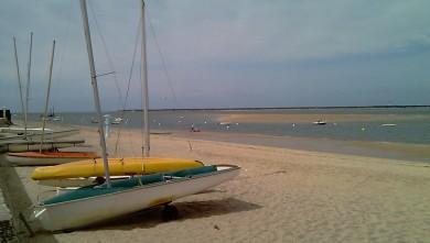 Wind report FR, Arcachon - Les Arbousiers (33) du 2011-05-31 11:00:00