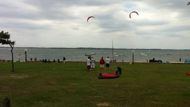 wind report FR, Arcachon - Les Arbousiers (33) du 2011-06-02 11:00:00